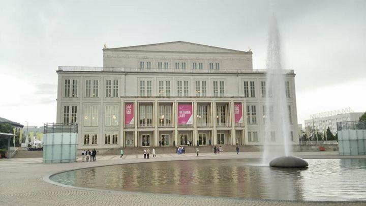 ライプツィヒオペラハウス