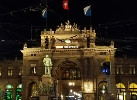 スイス・ドイツ圏旅その1★