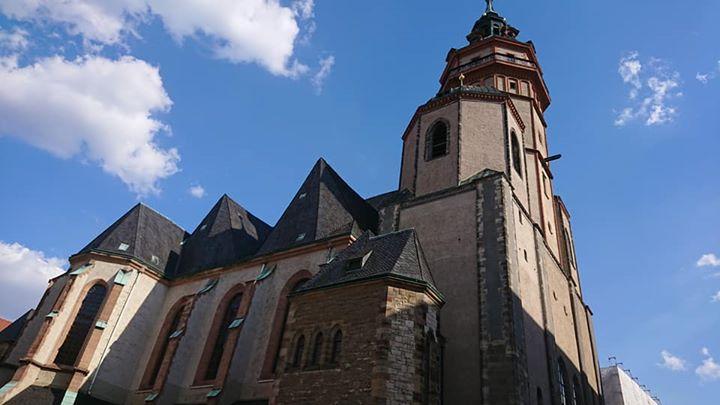 Leipzig 聖ニコライ教会
