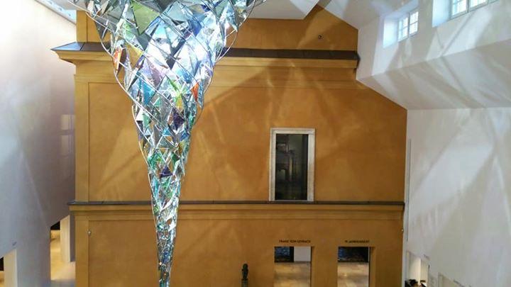 レンバッハハウス美術館内