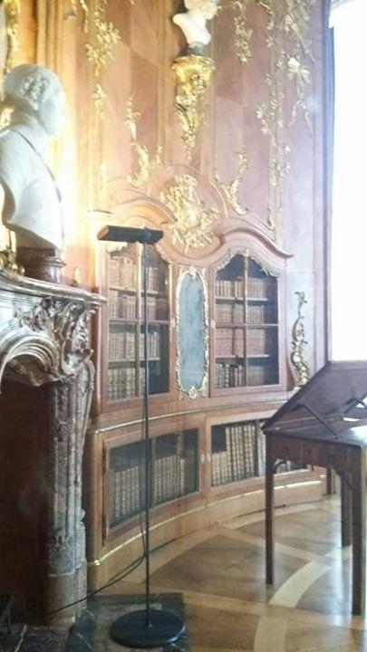 フリードリヒ大王の図書室
