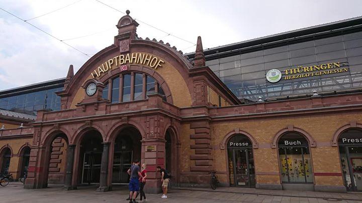エアフルト駅