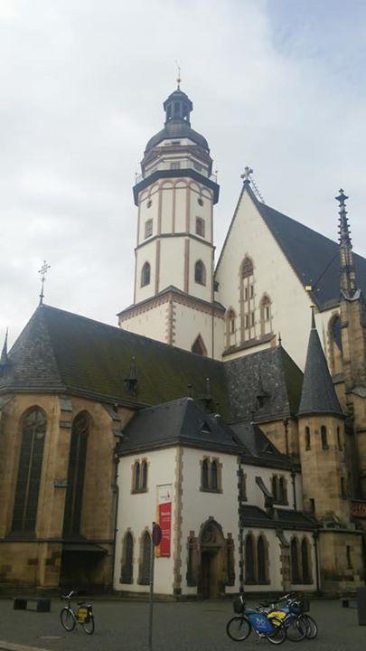 ライプツィヒ・聖トーマス教会