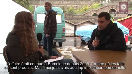 "Interview Xavier Artigas, réalisateur de ""Ciutat Morta"""