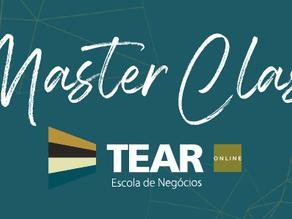 Tear lança sua primeira Master Class Online