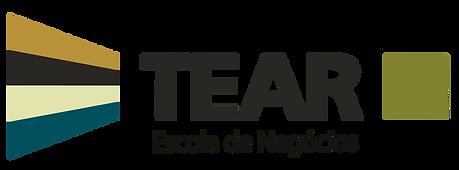 Logotipo da Tear Escola de Negógios
