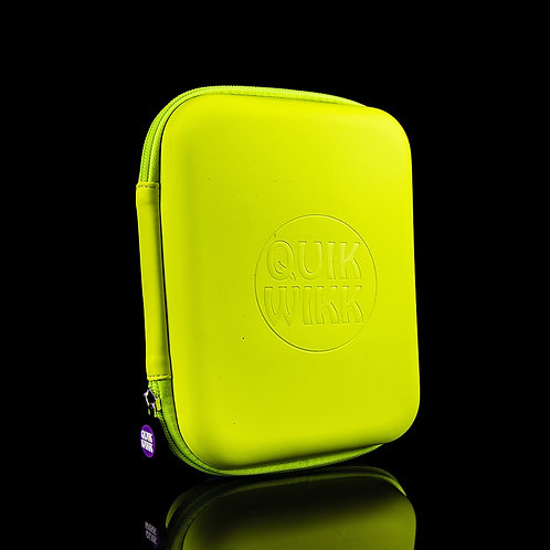Quik Wikk Travel Case - Neon Yellow