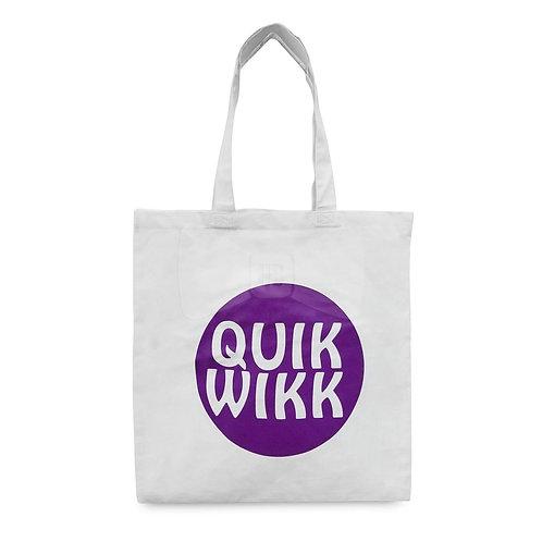 Quik Wikk Tote Bag