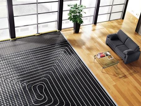 Ecco quando conviene il riscaldamento a pavimento.