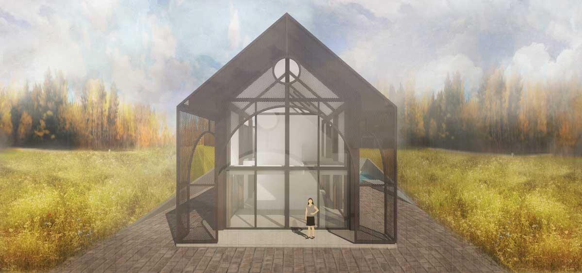 Piano Casa Barnhaus a Belluno in zona vi
