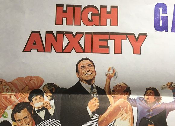 High Anxiety - Vintage Lobby poster