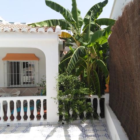 Casa Rural Villa Belydana Pequeño Jardin en el Porche