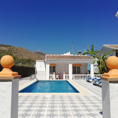 Casa Rural Villa Belydana la Terraza con Piscina Privada