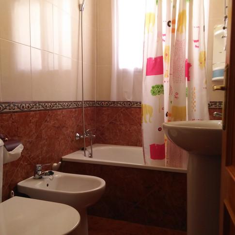 Casa Rural Villa Belydana Cuarto de Baño Completo