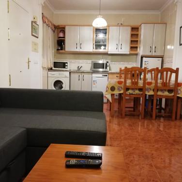 Casa Rural Villa Belydana Salón (Renovado) con cocina completa