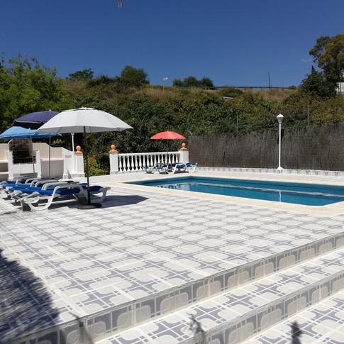 Casa Rural Villa Belydana la Terraza con Barbacoa y Piscina Privada