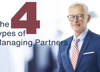 There are 4 types of managing partners, where is yours?