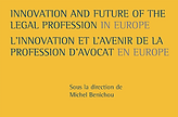 CCBE innovation and future of the legal