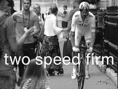 The risk of a two speed firm