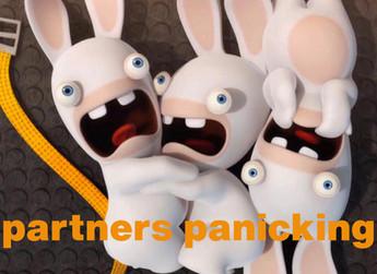 Partners Panicking!