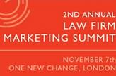 Law Firm Marketing Summit, 7 November, T