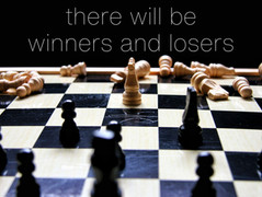 There will be winners and losers