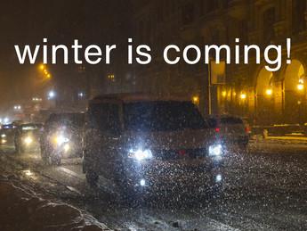 Prepare for a long harsh winter