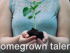 Your firm needs strong homegrown talent