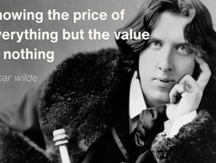 Pricing is not at all a rational process