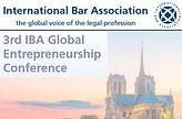 IBA global entrepreneurship conference 2
