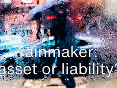 Perhaps your rainmaker is not a rainmaker