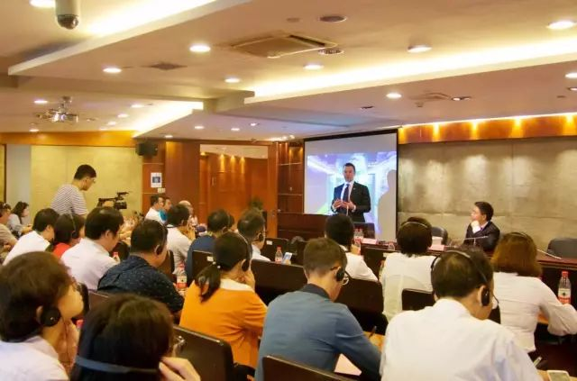Shanghai Bar Association 3, Jaap Bosman, TGO Consulting