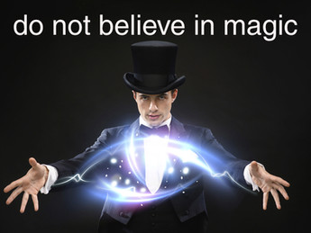 There is no magical fix!