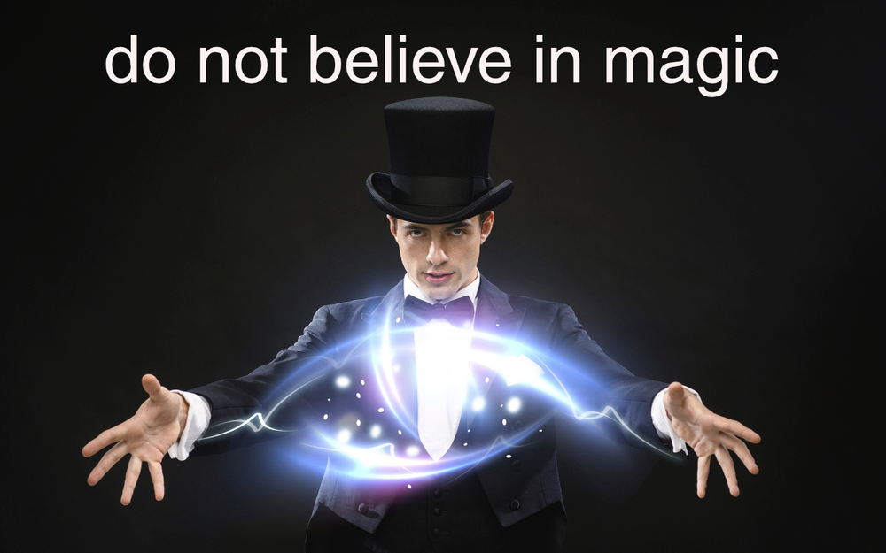 There Is No Magical Fix