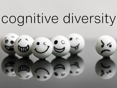 We need Cognitive Diversity more than Diversity itself.
