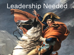 Leadership Needed