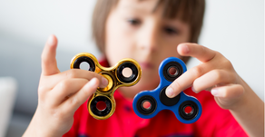 How to deal with stimming and what should I do when my child stims?