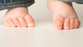Why Does My Child Walk on Their Toes?