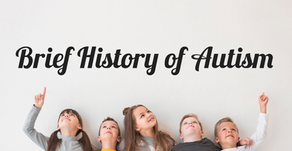 Brief History of Autism