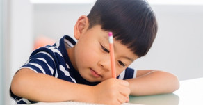 Causes of poor handwriting