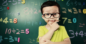 Exercises to kick-start your child's numeracy (Maths) journey