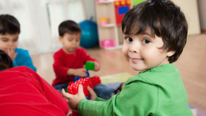 Developmental Milestones for 2-5 years old