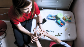 The Importance of Pairing / Building rapport during Autism Therapy