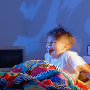 Night Terrors in Children with ASD