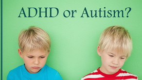 What's the link between ASD & ADHD?