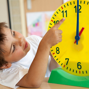 How to teach time-telling skills?
