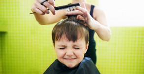 Haircut Anxieties and Tips for Children with Autism