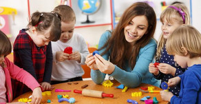 How to have fun, build rapport, and help your child learn.