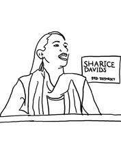 Representative Sharice Davids (D - Kansas)