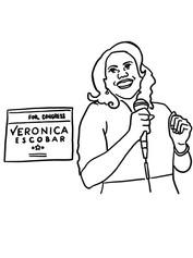 Representative Veronica Escobar